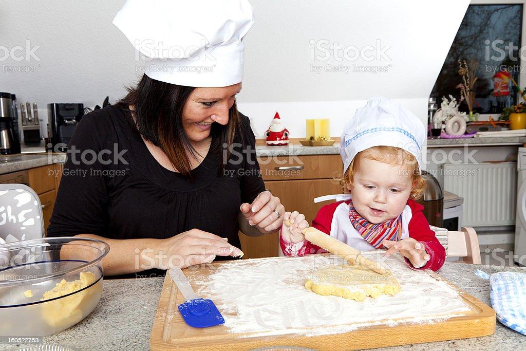 Christmas Bakery royalty-free stock photo