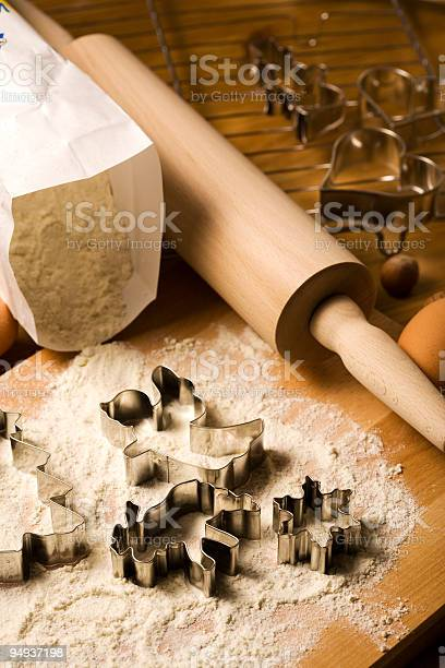 Christmas Bakery Stock Photo - Download Image Now