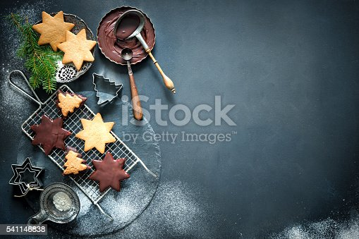 istock Christmas baking 541146838