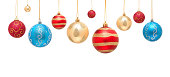 istock Christmas ball isolated on white background 171296155