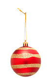 istock Christmas ball isolated 174771562