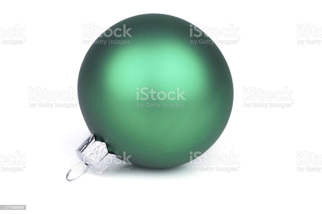 Palla di Natale - foto stock