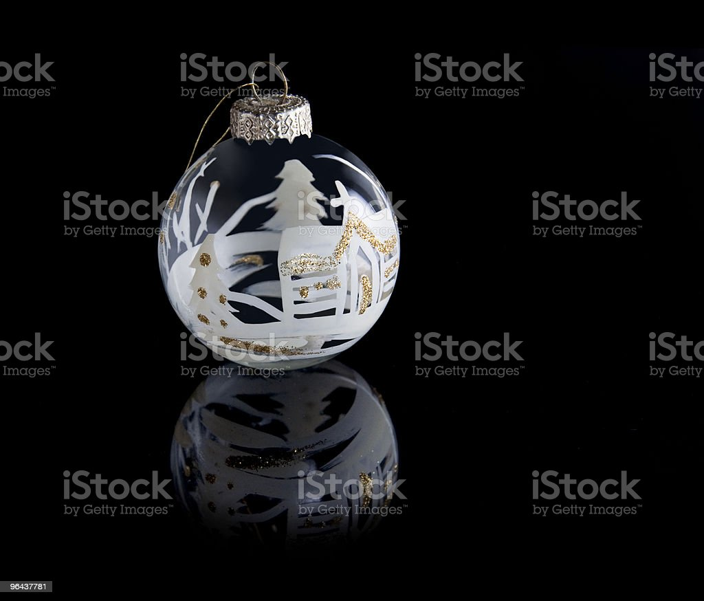 Bola de Natal - Foto de stock de Artigo de decoração royalty-free