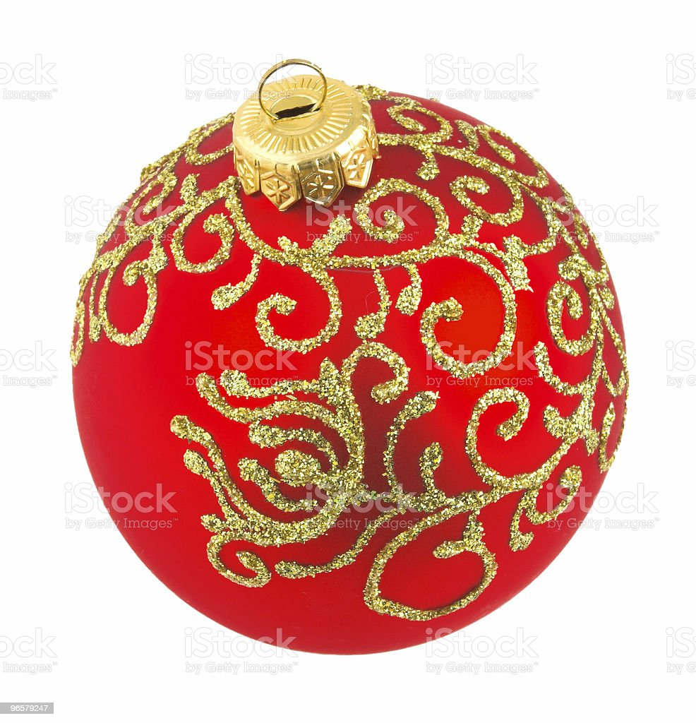 Рождественский бал - Стоковые фото Ёлочные игрушки роялти-фри