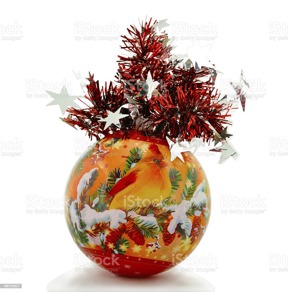 Christmas Ball royalty-free stock photo