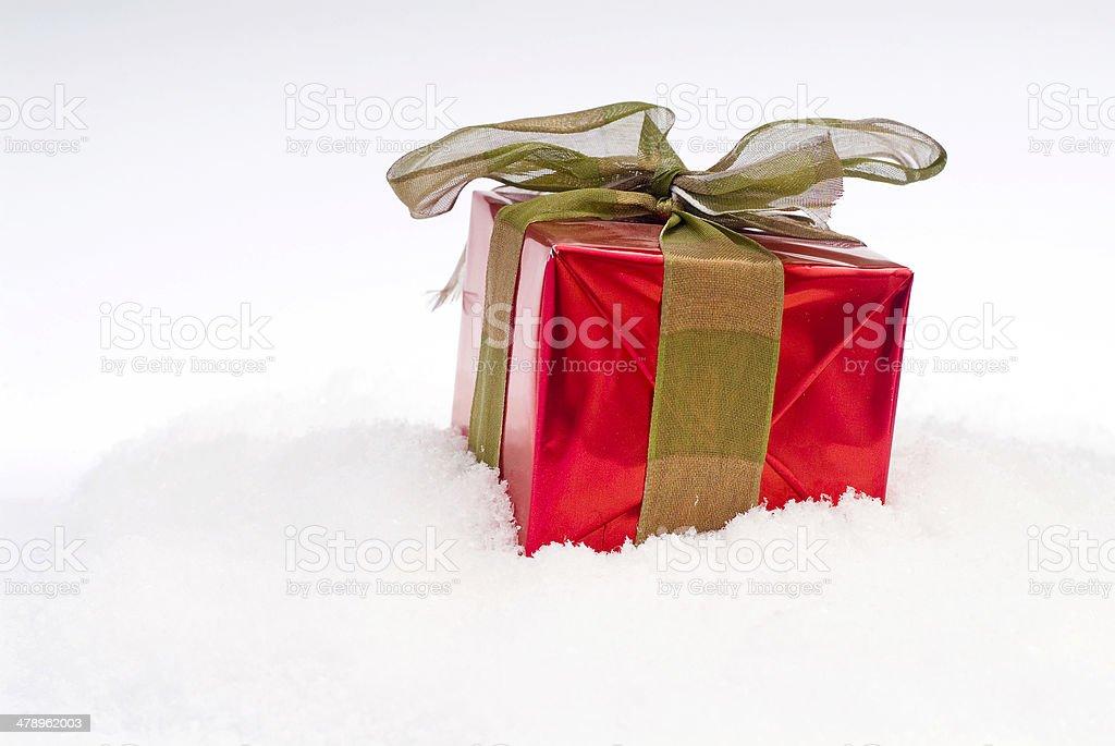 Christmas Ball Series royalty-free stock photo