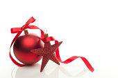 istock Christmas Ball & Star 175208347
