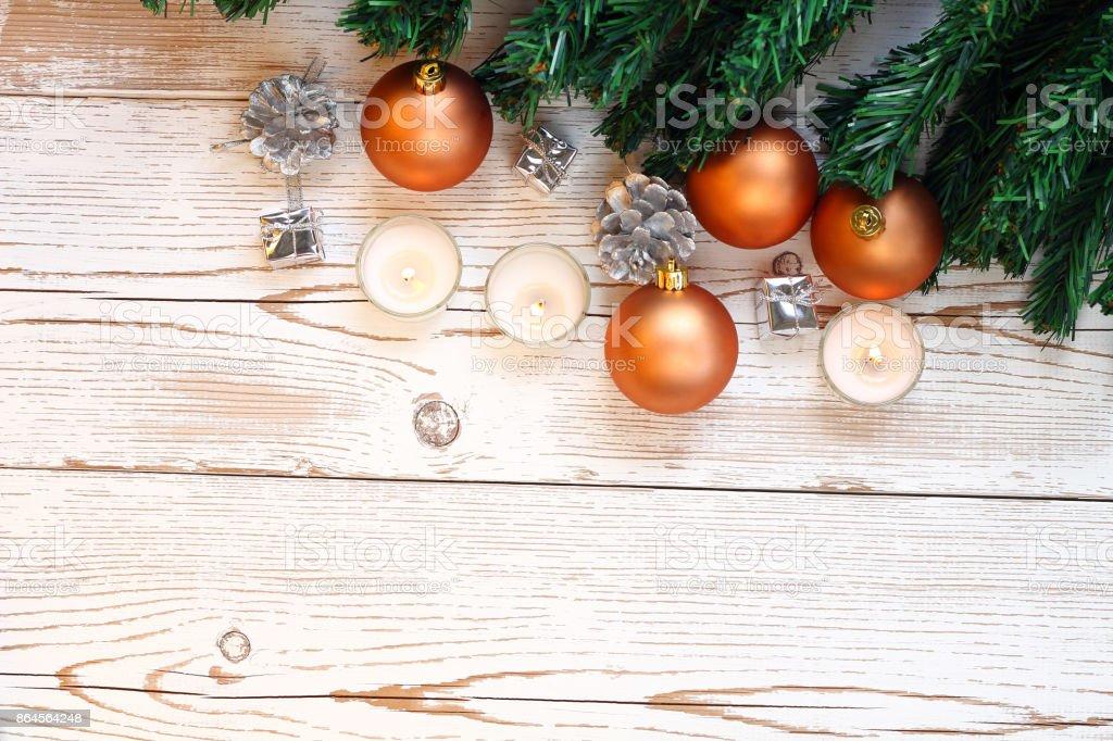 Christmas ball xmas and happy new year. stock photo