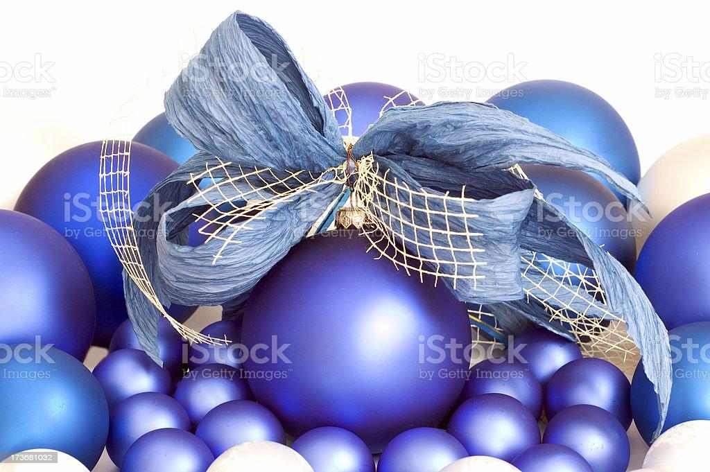 Christmas Balls #7 royalty-free stock photo