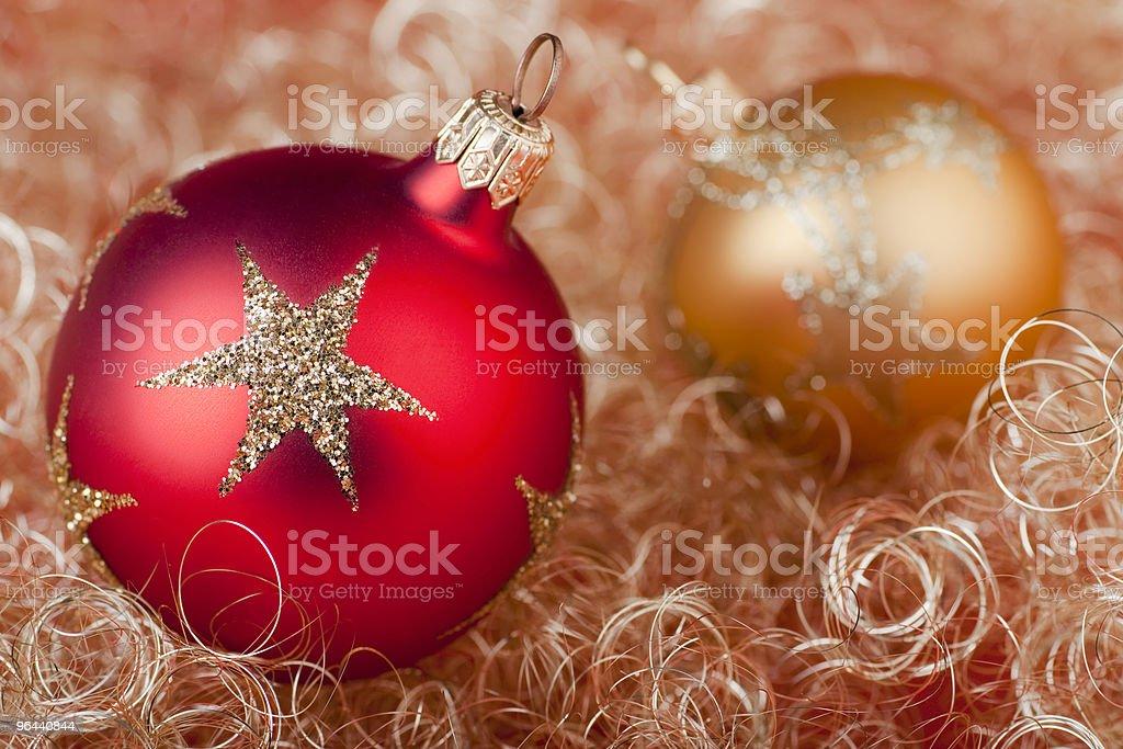 Christmas balls - Royalty-free Celebration Stock Photo