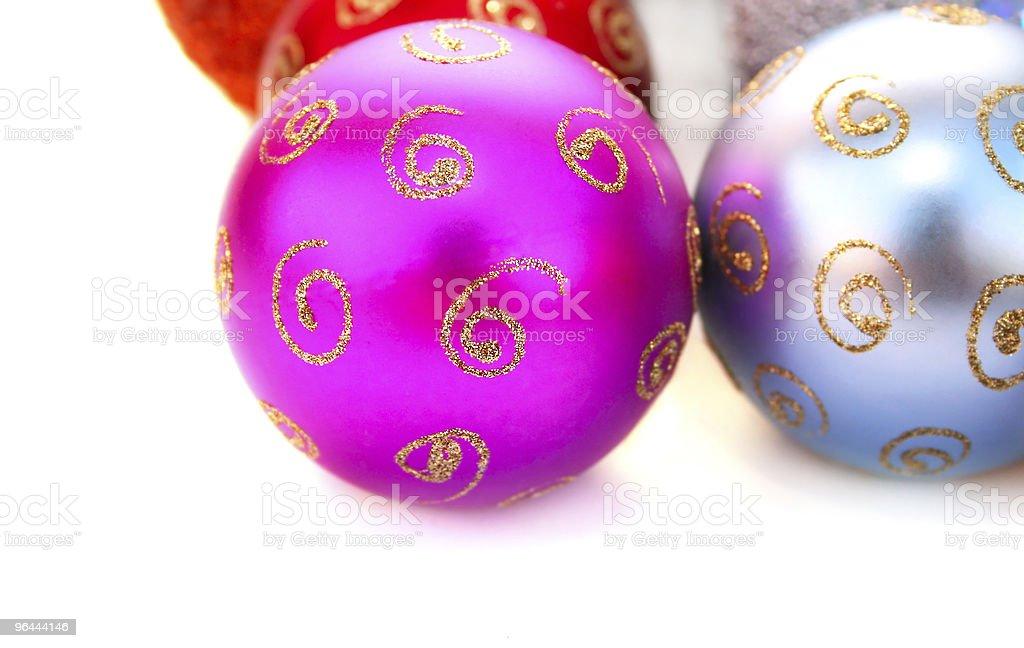 Bolas de Natal - Foto de stock de Acontecimentos da Vida royalty-free