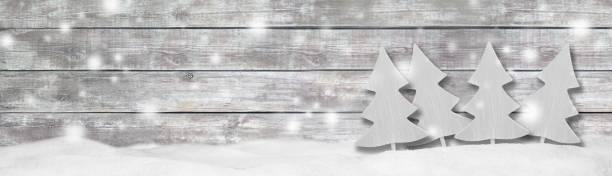 weihnachts-banner-panorama-hintergrund - gutschein weihnachten stock-fotos und bilder