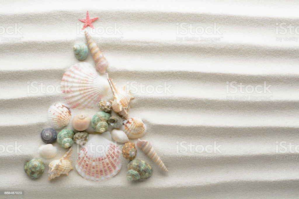 Noel plaj arka plan stok fotoğrafı
