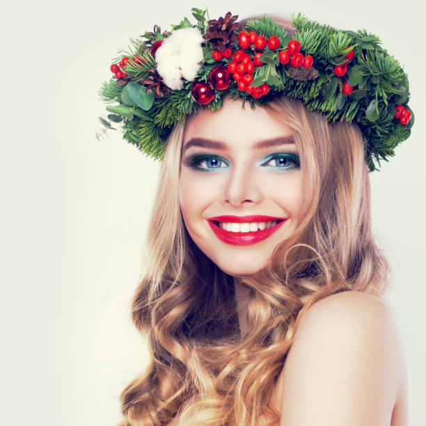 Christmas Beauty Salon.Best Christmas Salon Stock Photos Pictures Royalty Free