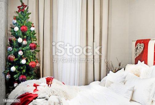 Christmas bedroomb]