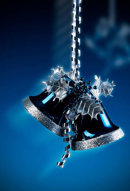 christmas bells - hajohoos stock-fotos und bilder