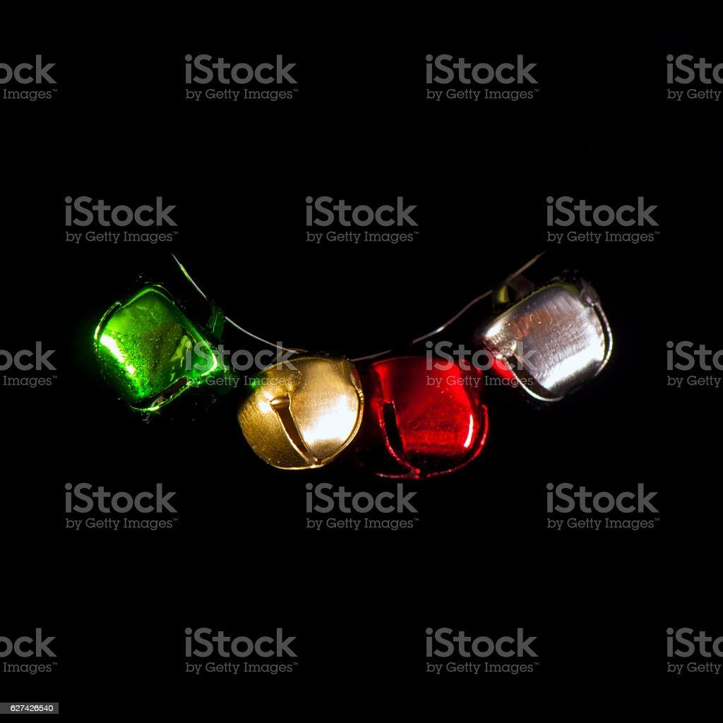 Christmas Bells stock photo