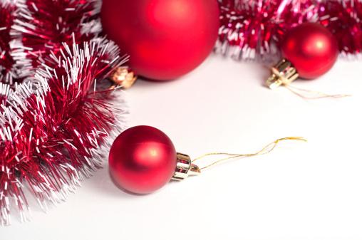Christmas Border Stock Photo - Download Image Now