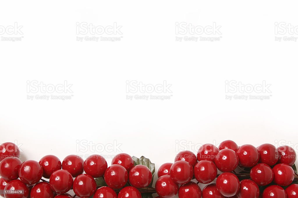 Christmas Borders royalty-free stock photo
