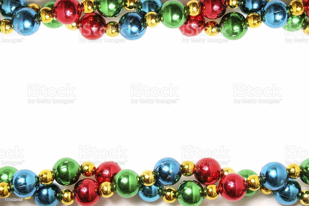 Blackpink Zero Budget: Christmas Borders Stock Photo
