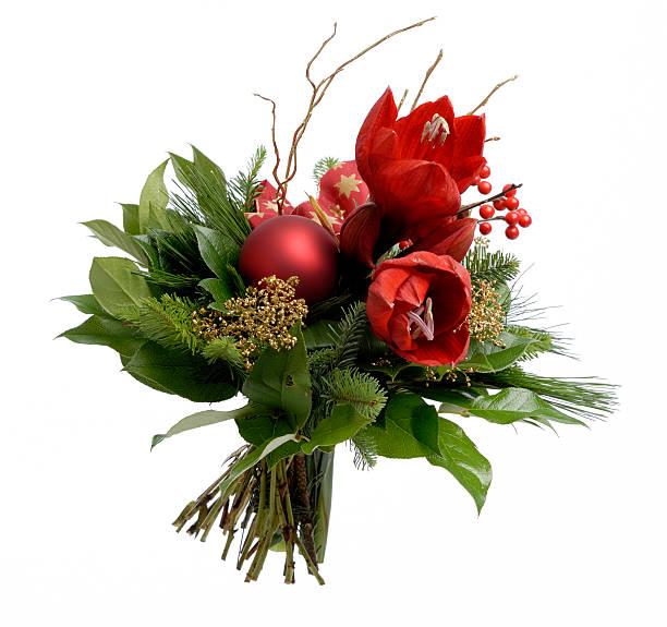 Weihnachten-bouquet – Foto