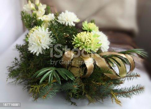 Christmas bouquet