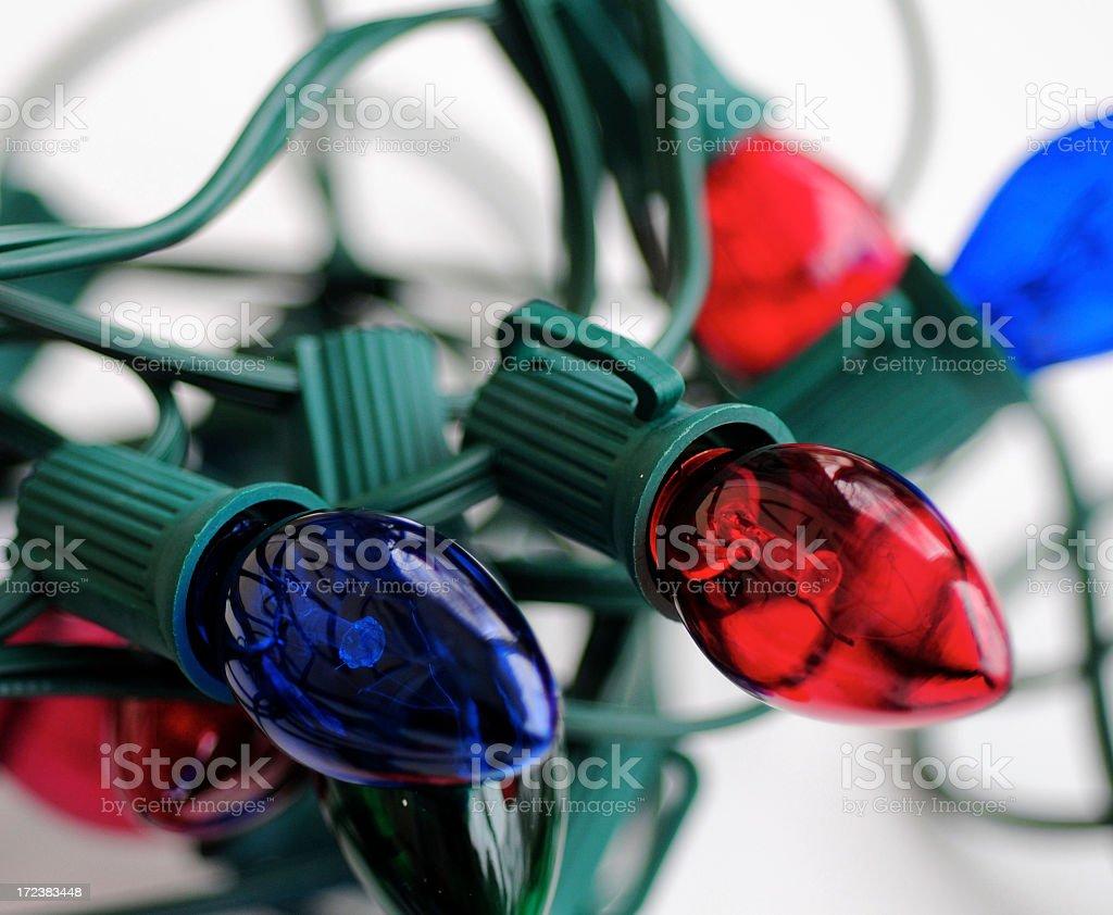 Christmas Brights royalty-free stock photo
