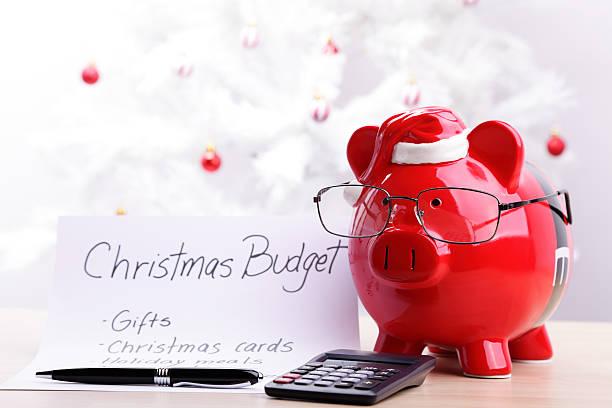 Christmas Budget Plan