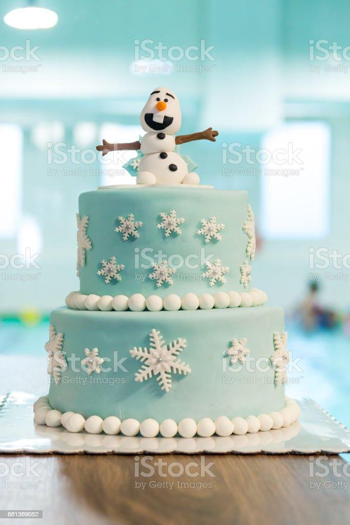 Christmas Cake Stock Photo Download Image Now Istock
