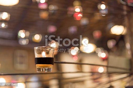 istock Christmas Candlelight 511311840