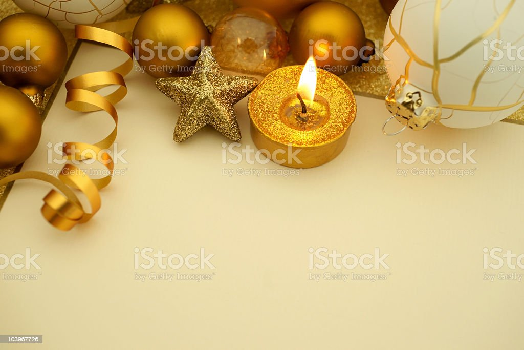 Christmas Card Series royalty-free stock photo