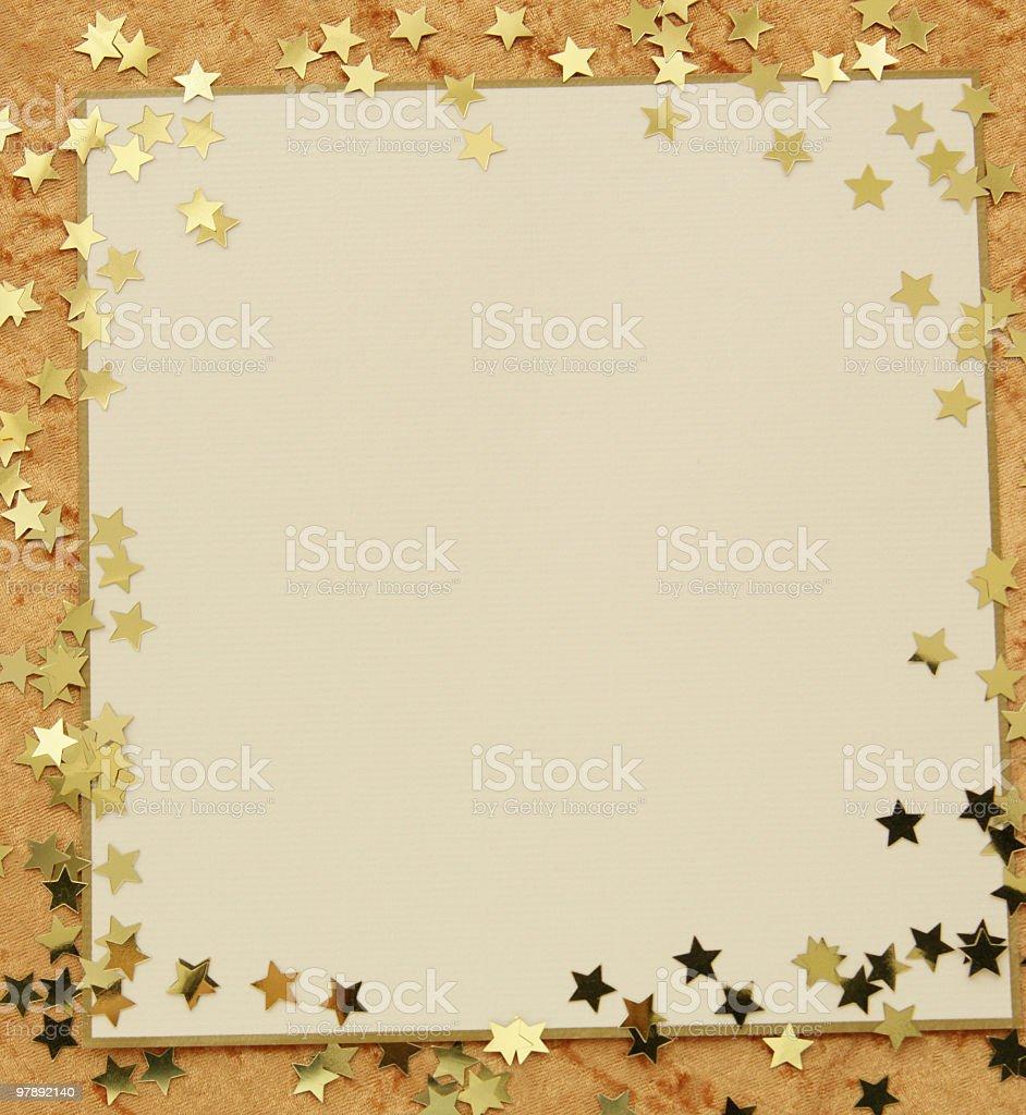Christmas Card Series royalty-free stock photo