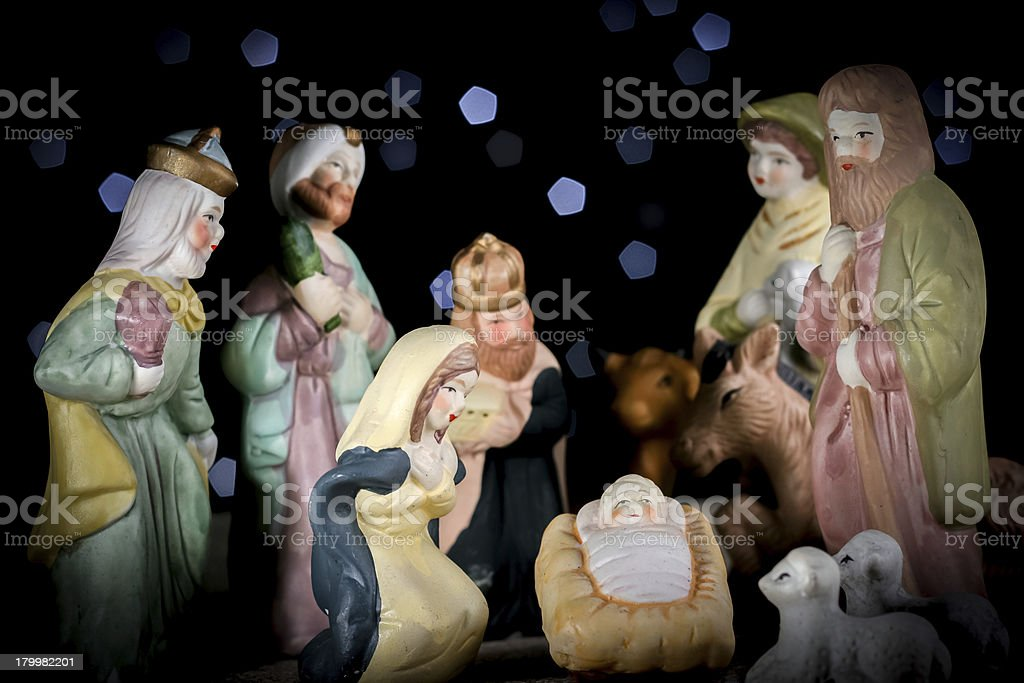 Christmas cards decoration and back ground royalty-free stock photo