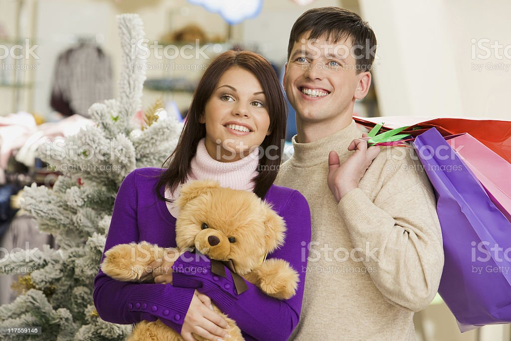 Christmas cares royalty-free stock photo