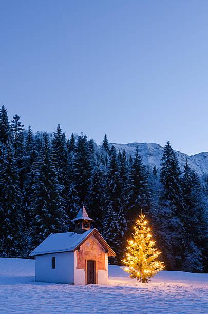 Weihnachten-Kapelle – Foto