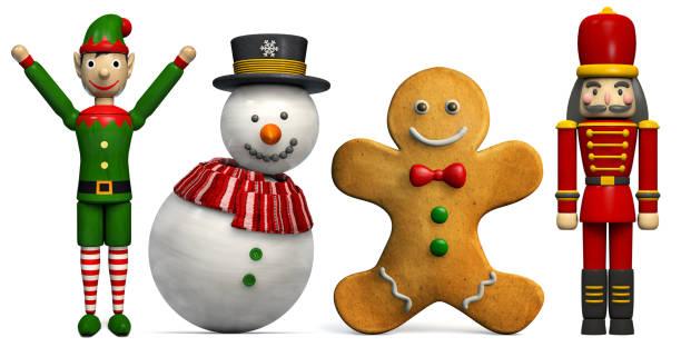Christmas characters festive and cheerful picture id1077730490?b=1&k=6&m=1077730490&s=612x612&w=0&h=59knxk9azgyfxfp5id64m6ght ve1ujppzzyyai2xwa=