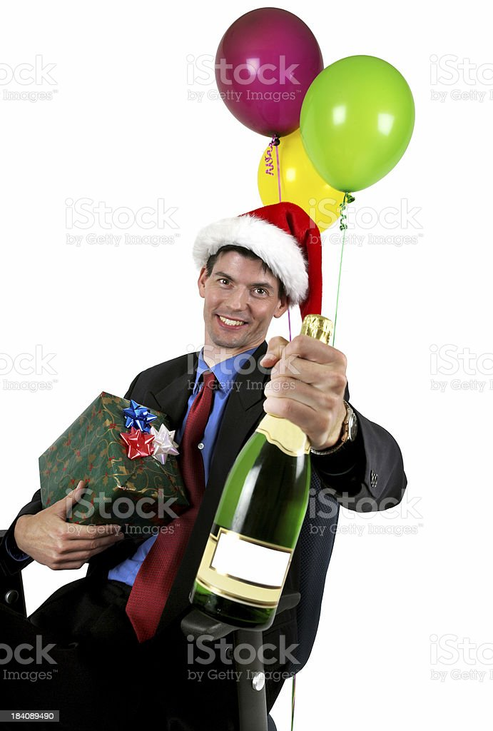 Christmas Cheer royalty-free stock photo