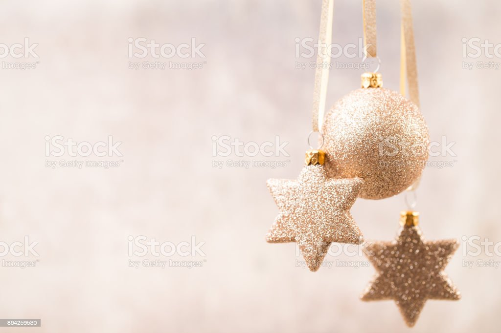 Christmas. Christmas decor and greeting card. Symbol xmas. royalty-free stock photo