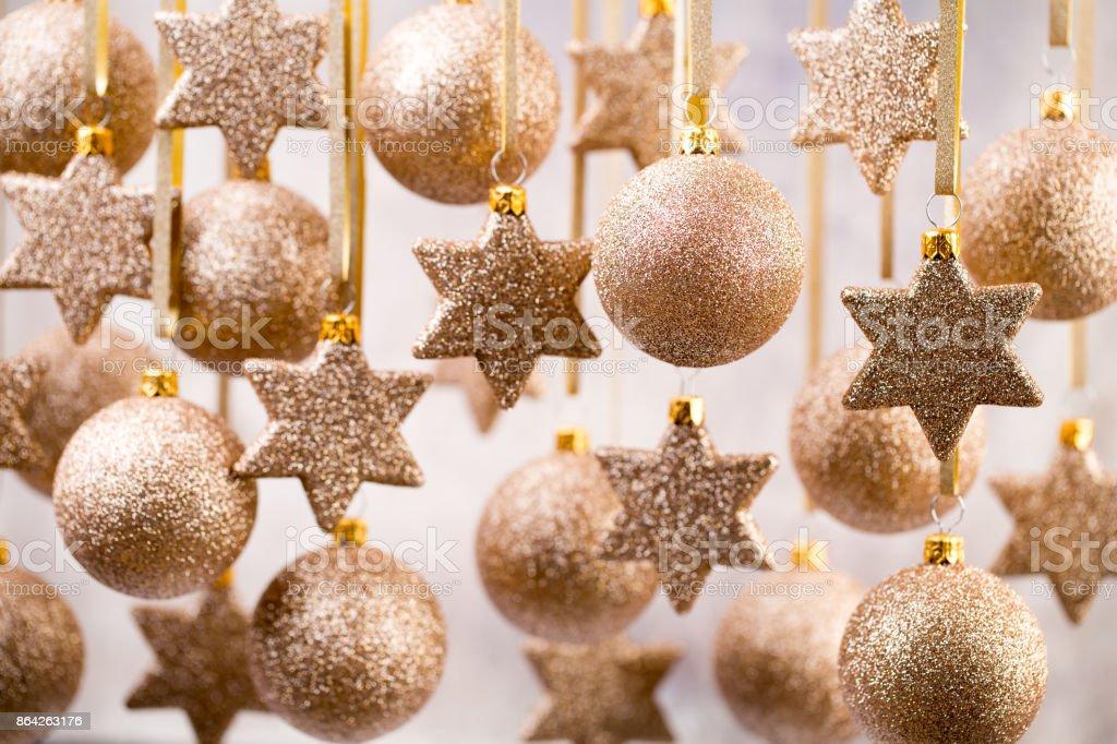 Christmas. Christmas decor and greeting card. Symbol xmas. royalty-free stock photo