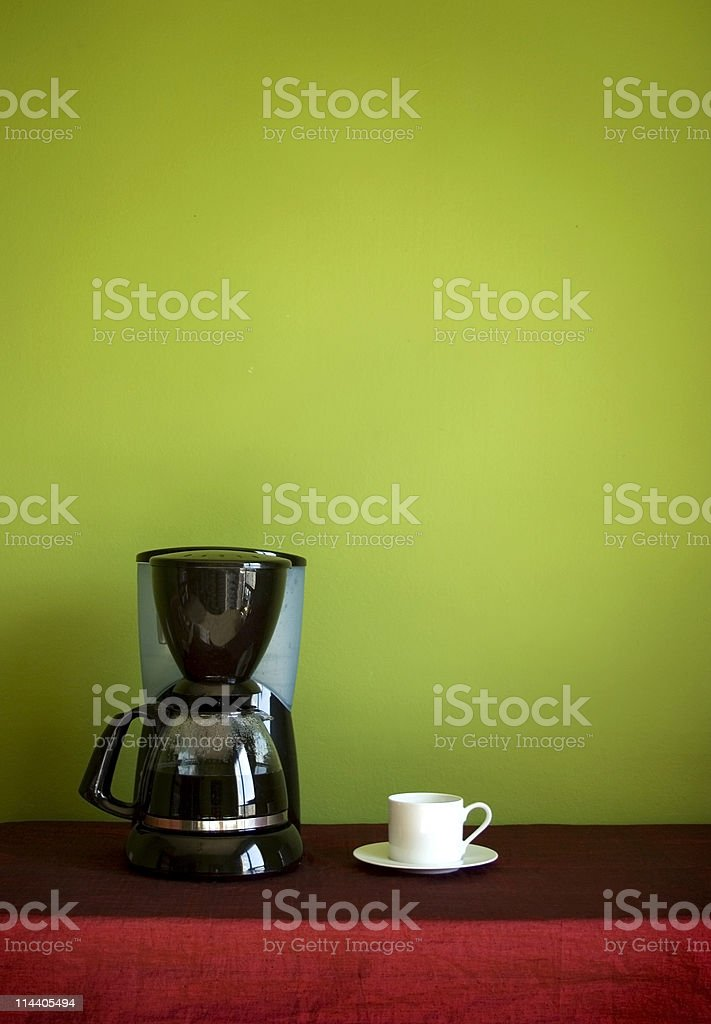 Christmas Coffee royalty-free stock photo