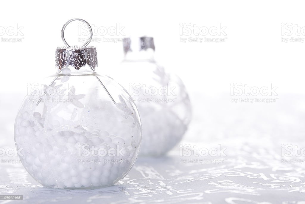 christmas cold background royalty-free stock photo