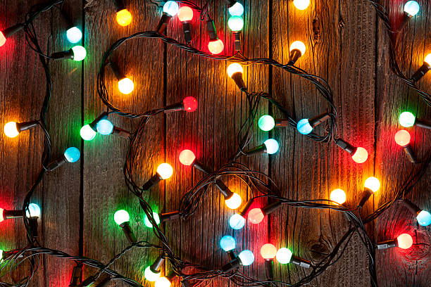 Christmas Lights Pictures Images And Stock Photos IStock - Christmas Lights Photos