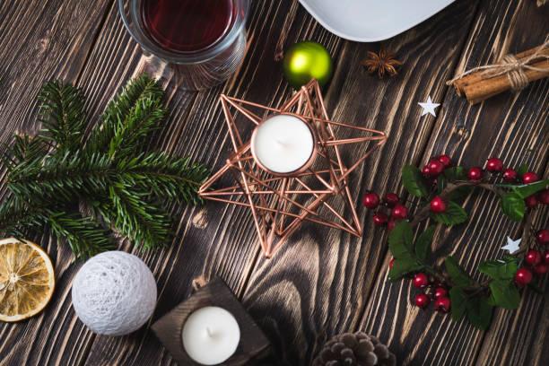 Christmas composition – zdjęcie