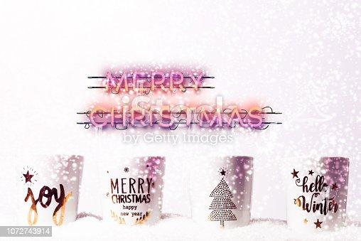 istock Christmas conceputal image 1072743914