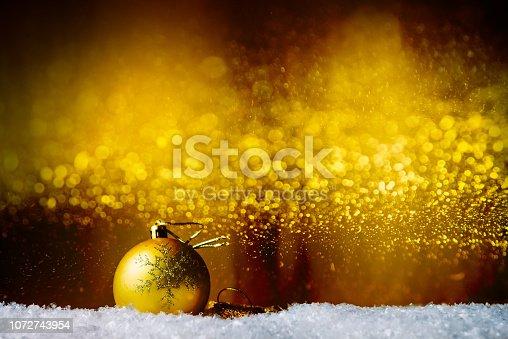 istock Christmas conceputal image 1072743954