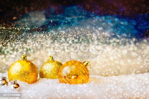 istock Christmas conceputal image 1072743986