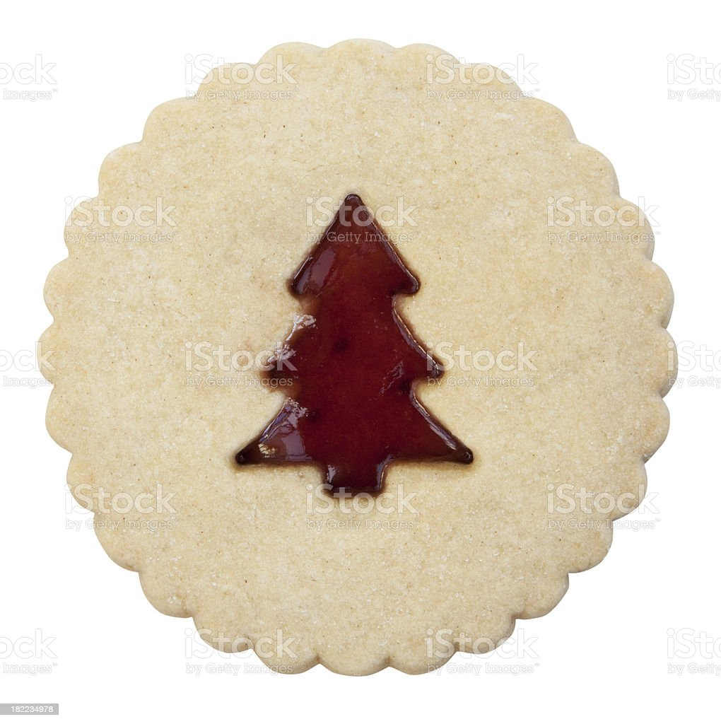 Christmas Cookie royalty-free stock photo