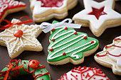 istock Christmas cookies 155100067