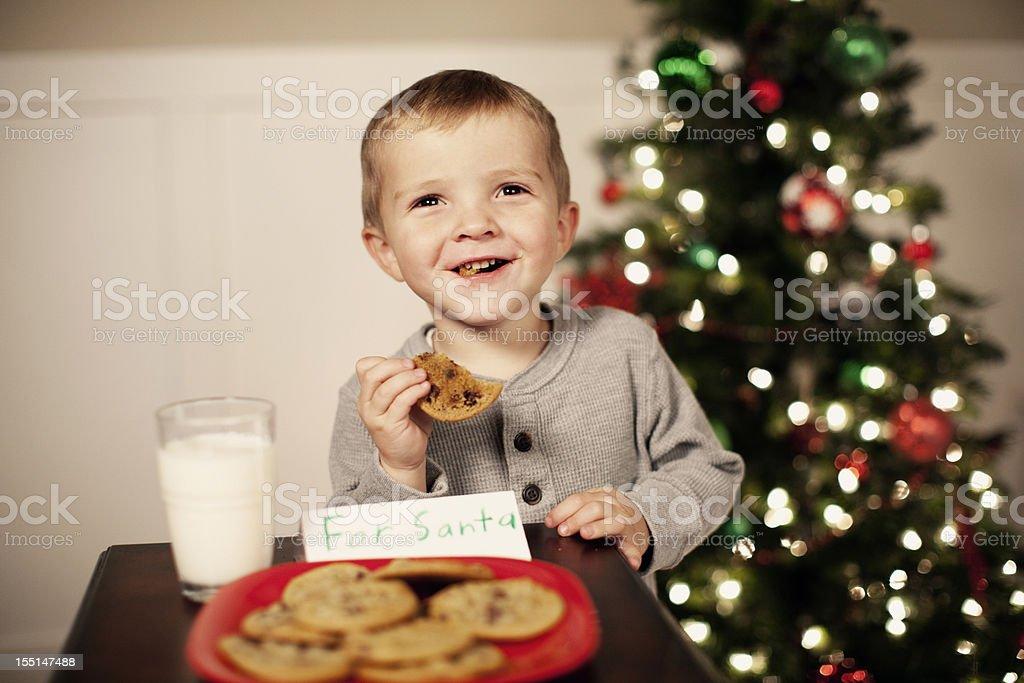 Weihnachtsplätzchen Lizenzfreies stock-foto