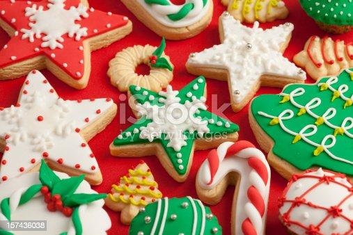 istock christmas cookies 157436038